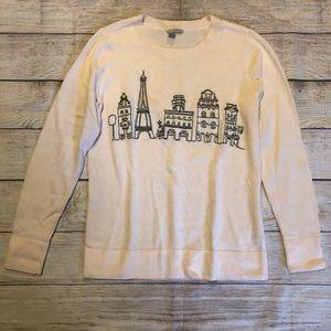 Halogen Paris Skyline Sweater